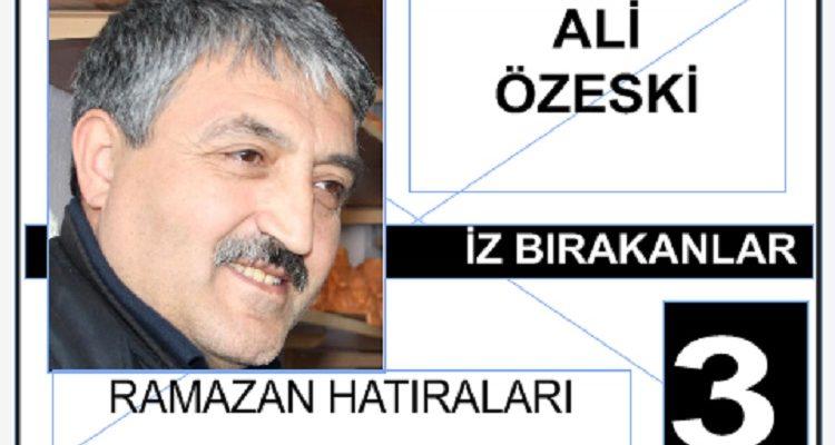 RAMAZAN HATIRALARI