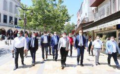 Akdeniz Belediyeler Birliği  Denizli'de toplandı