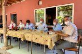 Kaymakam Eflatun Can Tortop Gökçealan ve Kusura Köyümüzde İncelemelerde Bulundu
