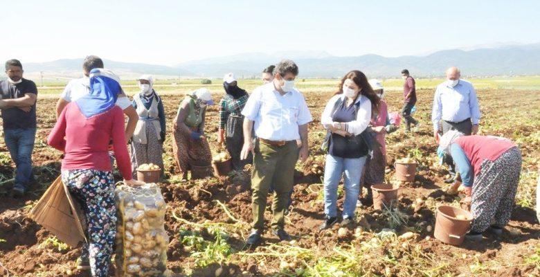 Kaymakamımız Eflatun Can Tortop Sorkun ve Kızılca Köylerini Ziyaret Etti
