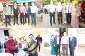 Başkan Mustafa Çöl,  vatandaşların sevincine ortak oluyor