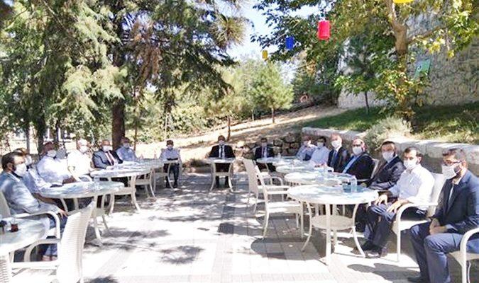 İlçe Müftüleri Buluşma Toplantısı Sandıklı'da yapıldı