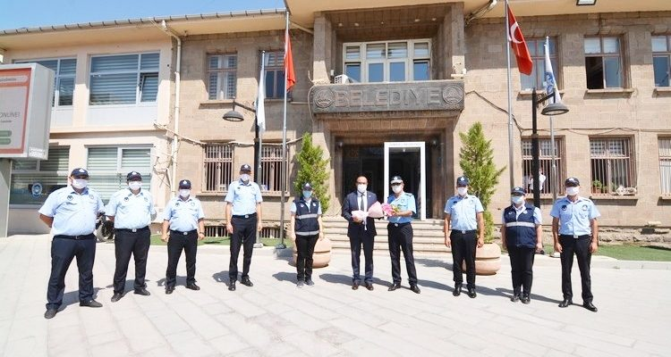 Başkan Mustafa Çöl'den 'Zabıta Haftası' mesajı