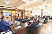 Hakim ve Savcılardan  Bakan Çöl'e ziyaret