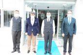 Başkan Mustafa Çöl ziyaretlere devam ediyor