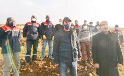 Sandıklı Belediyesi 150. Yıl Hatıra Ormanı açıldı