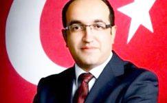 """Başkan Mustafa Çöl, """"Sağlıklı günlerin biran önce geldiği, yüz yüze eğitimin başladığı  günler"""" diliyorum"""
