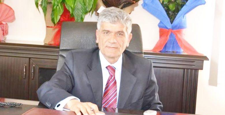 Kızılören Belediye Başkanı Erol'dan Yeni Yıl Mesajı