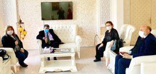 Gönüllü Hanımlar Derneği projeleri görüşüldü