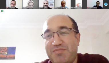 Başkan Mustafa Çöl,  Öğretmen Motivasyon Semineri'ne konuk oldu