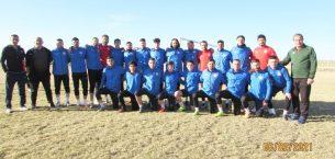 Sandıklıspor yeni sezon hazırlıklarına, Sandıklı Hüdai Kaplıcalarında başladı