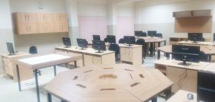 Türk Telekom Fen Lisesi'ne  yazılım ve tasarım atölyesi