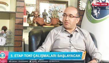 Başkan Mustafa Çöl'den Bomba açıklamalar -2-