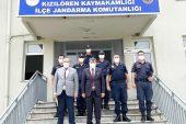 Kızılören İlçe Jandarma'ya ziyaret