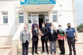 Kaymakam Tortop, Jandarma Teşkilatının 182'inci kuruluşunu kutladı