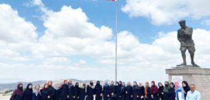 Kur'an Kursu öğrencilerinden Kocatepe Gezisi
